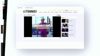 TENNIS.com TV Spot, 'News, Videos, and Podcasts' - Thumbnail 7