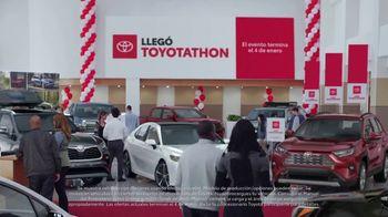 Toyota Toyotathon TV Spot, 'Celebra las fiestas' [Spanish] [T2] - 53 commercial airings