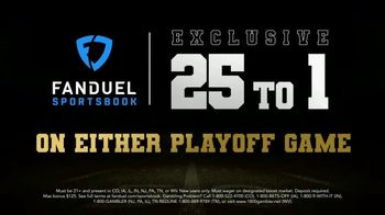 FanDuel Sportsbook TV Spot, 'New Year's Day Showdown' - Thumbnail 7