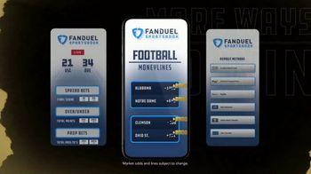 FanDuel Sportsbook TV Spot, 'New Year's Day Showdown' - Thumbnail 4