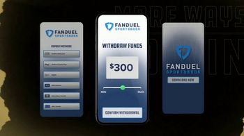 FanDuel Sportsbook TV Spot, 'New Year's Day Showdown' - Thumbnail 5