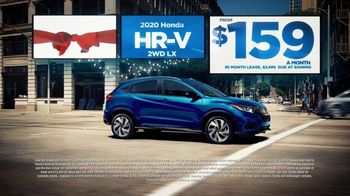 Happy Honda Days Sales Event TV Spot, 'Holiday Clearance: HR-V' [T2] - Thumbnail 5