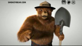 Smokey Bear Campaign TV Spot, 'Close Enough' - Thumbnail 10