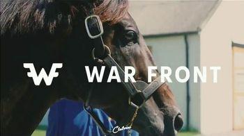Claiborne Farm TV Spot, 'War Front: $1,050,000'
