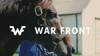 Claiborne Farm TV Spot, 'War Front: $1,050,000'