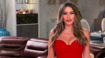 Rooms to Go Venta de Año Nuevo TV Spot, 'Momento perfecto' con Sofia Vergara, Cindy Crawford [Spanish] - Thumbnail 2