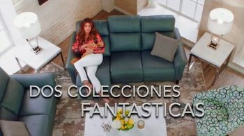 Rooms to Go Venta de Año Nuevo TV Spot, 'Momento perfecto' con Sofia Vergara, Cindy Crawford [Spanish] - Thumbnail 4