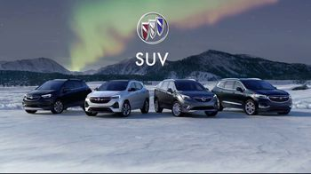 Buick Celebrate the Holidays TV Spot, 'Just What I Wanted' Song by Matt and Kim [T2] - Thumbnail 7