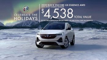 Buick Celebrate the Holidays TV Spot, 'Just What I Wanted' Song by Matt and Kim [T2] - Thumbnail 9