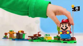 LEGO Super Mario TV Spot, 'The Adventure Begins: Maker Set' - Thumbnail 4