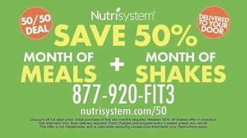 Nutrisystem 50/50 Deal TV Spot, 'Take Care of You: Save 50%' Featuring Marie Osmond - Thumbnail 9