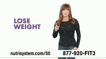 Nutrisystem 50/50 Deal TV Spot, 'Take Care of You: Save 50%' Featuring Marie Osmond - Thumbnail 1
