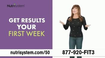 Nutrisystem 50/50 Deal TV Spot, 'Take Care of You: Save 50%' Featuring Marie Osmond - Thumbnail 3