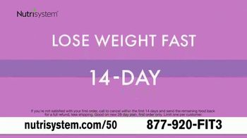 Nutrisystem 50/50 Deal TV Spot, 'Take Care of You: Save 50%' Featuring Marie Osmond - Thumbnail 4