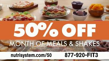 Nutrisystem 50/50 Deal TV Spot, 'Take Care of You: Save 50%' Featuring Marie Osmond - Thumbnail 7