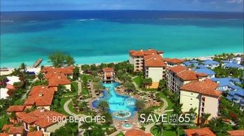 Beaches Turks & Caicos TV Spot, 'WOW!: Save Up to 65% Off'