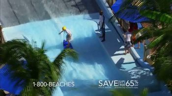Beaches Turks & Caicos TV Spot, 'WOW!: Save Up to 65% Off' - Thumbnail 3