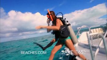 Beaches Turks & Caicos TV Spot, 'WOW!: Save Up to 65% Off' - Thumbnail 4
