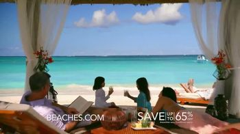 Beaches Turks & Caicos TV Spot, 'WOW!: Save Up to 65% Off' - Thumbnail 6