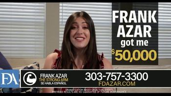 Franklin D. Azar & Associates, P.C. TV Spot, 'Jenna'