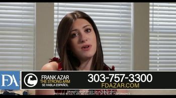 Franklin D. Azar & Associates, P.C. TV Spot, 'Jenna' - Thumbnail 4