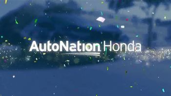 AutoNation Honda TV Spot, 'New Year Savings: Financing' - Thumbnail 2