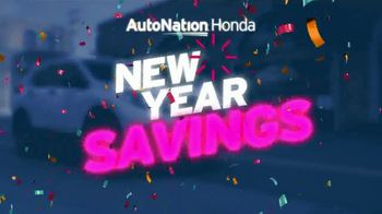 AutoNation Honda TV Spot, 'New Year Savings: Financing' - Thumbnail 4
