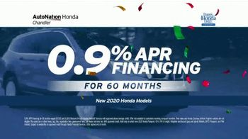 AutoNation Honda TV Spot, 'New Year Savings: Financing' - Thumbnail 7