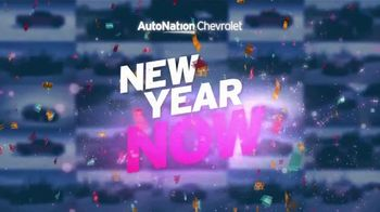 AutoNation TV Spot, 'New Year Savings: 2020 Silverado'