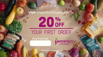 Imperfect Foods TV Spot, 'Stock Up: 20% Off' - Thumbnail 9