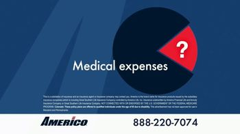 Americo Life Inc. TV Spot, 'Know Your Expenses: Be There For You'