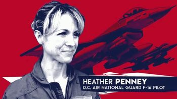 The Oath TV Spot, 'Heather Penney: Lucky Penney' - 10 commercial airings