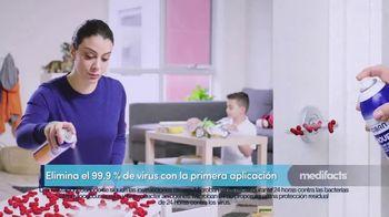 Microban TV Spot, 'Elimina los virus y las bacterías' [Spanish] - Thumbnail 5