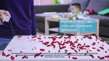Microban TV Spot, 'Elimina los virus y las bacterías' [Spanish] - Thumbnail 6