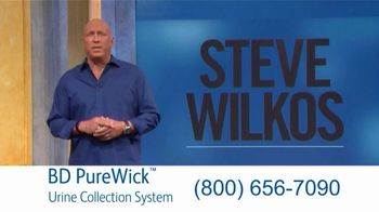 The PureWick TV Spot, 'Better Sleep' Featuring Steve Wilkos