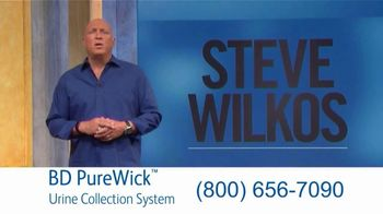The PureWick TV Spot, 'Steve Wilkos Promo'