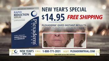 Plexaderm Skincare New Year's Special TV Spot, 'Confidence: $14.95 Trial' - Thumbnail 9
