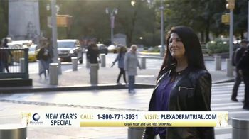 Plexaderm Skincare New Year's Special TV Spot, 'Confidence: $14.95 Trial' - Thumbnail 6