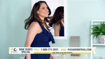 Plexaderm Skincare New Year's Special TV Spot, 'Confidence: $14.95 Trial' - Thumbnail 7