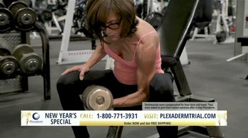 Plexaderm Skincare New Year's Special TV Spot, 'Confidence: $14.95 Trial'