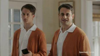 Spectrum Mobile Mix and Match TV Spot, 'Clones'