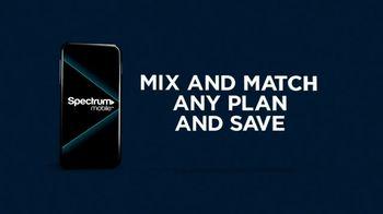 Spectrum Mobile Mix and Match TV Spot, 'Clones' - Thumbnail 10