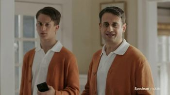 Spectrum Mobile Mix and Match TV Spot, 'Clones'