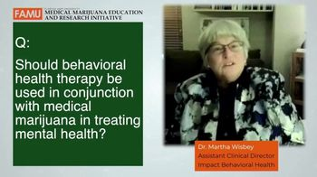 Florida Agricultural and Mechanical University (FAMU) TV Spot, 'Behavioral Health Therapy' - Thumbnail 6