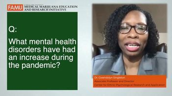Florida Agricultural and Mechanical University (FAMU) TV Spot, 'Mental Health Disorders' - Thumbnail 7