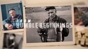 Rapala Balsa TV Spot, 'From Humble Beginnings to Global Fishing Dominance'