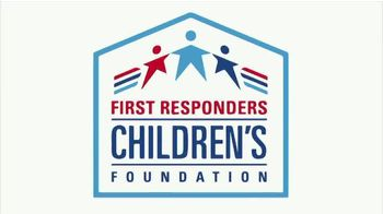 First Responders Children's Foundation TV Spot, 'Help Us Help Them' Song by Caylee Hammack - Thumbnail 1