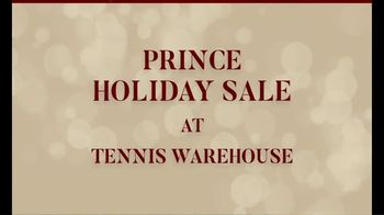Tennis Warehouse Prince Holiday Sale TV Spot, 'Free Gift Card' - Thumbnail 2