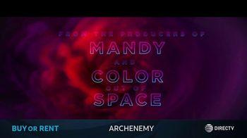 DIRECTV Cinema TV Spot, 'Archenemy' - Thumbnail 1