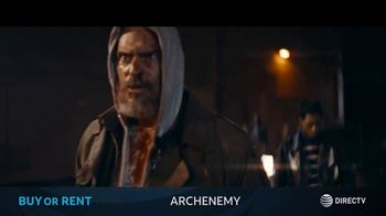 DIRECTV Cinema TV Spot, 'Archenemy' - Thumbnail 2